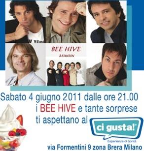 BeeHive da ci gusta! a Milano
