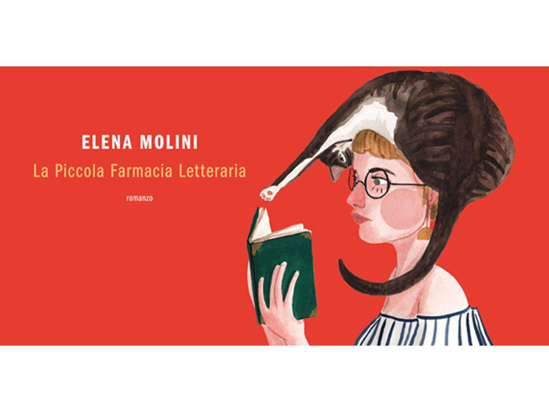 """Elena Molini e la sua """"Farmacia letteraria"""" (22 mila follower su instagram e oltre ventimila su Facebook)"""