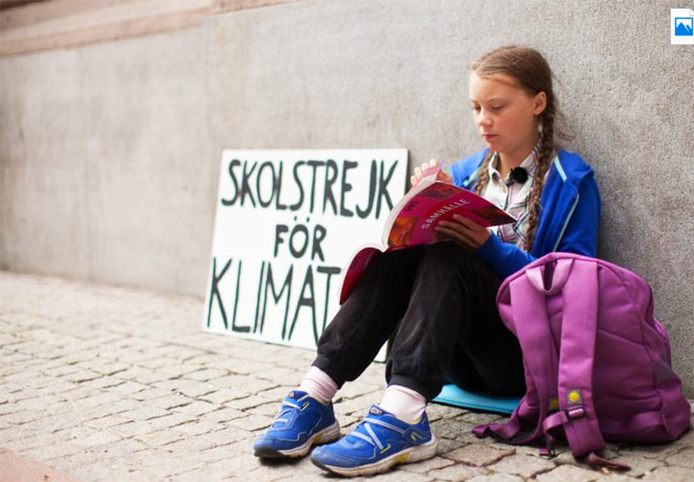Greta Thunberg venerdì per il futuro
